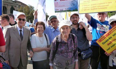 Verità & Vita alla Marcia Nazionale per la Vita 2014: Sostegno Totale alla più importante iniziativa pro-life italiana