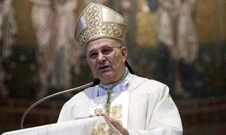"""Un altro monito forte e chiaro sulla proposta di legge sulle dat: Mons Giampaolo Crepaldi : """"Una legge inaccettabile"""""""