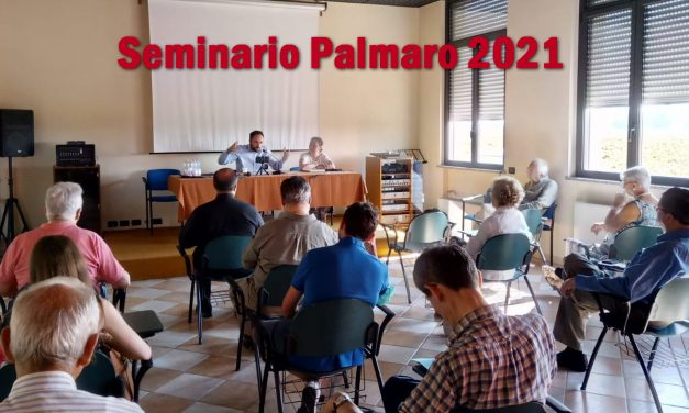 Documenti Seminario Palmaro 2021